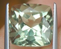 "7.86cts Mint Green ""Prasiolite"","