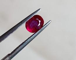 1.07ct Natural Myanmar (Burma) Ruby