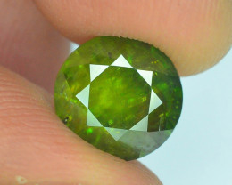 AAA Color 3.10 ct Chrome Sphene from Himalayan Range Skardu Pakistan