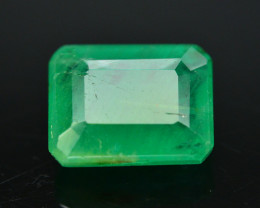 Top Quality 1.85 Ct Natural Zambian Emerald