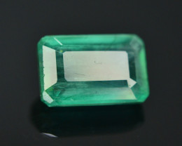 Top Quality 1.60 Ct Natural Zambian Emerald
