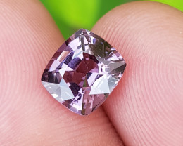 UNHEATED 2.38 CTS NATURAL STUNNING PINKISH PURPLE SPINEL FROM BURMA