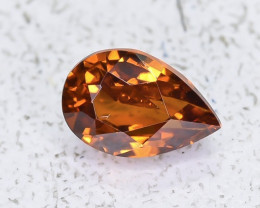 2.02 Crt Spessartite Garnet Faceted Gemstone (R37)
