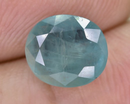 2.01 Crt Rare Grandidierite Faceted Gemstone (R37)