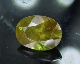 0.92 Crt Sphene Faceted Gemstone (R37)