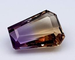 3.75Crt Bolivian Ametrine  Natural Gemstones JI32