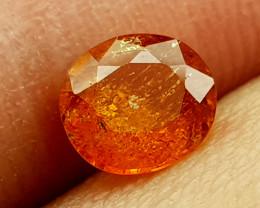 0.55Crt Rare Clinohumite Natural Gemstones JI32