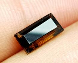 1.35Crt Rare Epidote Natural Gemstones JI32