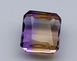 4.65Crt Bolivian Ametrine  Natural Gemstones JI32