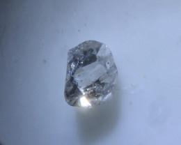 0.01 ct faint grey I1 vintage diamond