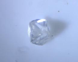 0.01 fancy white I1/I2 vintage diamond