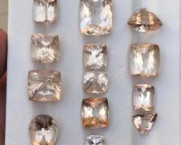 84 carats imperial topaz Gemstones