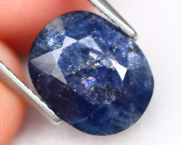 Sapphire 4.94Ct Natural Blue Sapphire A2111
