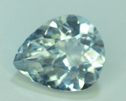 Top Grade 3.55 ct Attractive Color Aquamarine