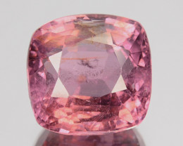 1.55 Cts Natural Pink Spinel Octagon Burma