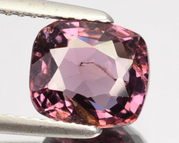 2.32 Cts Natural Purple Pink Spinel Cushion Burma