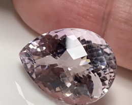 18.50ct Delightful Rose de France Natural Amethyst NR