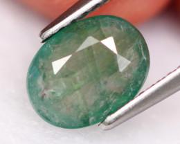Grandidierite 3.58Ct Natural Green Color Grandidierite E2111