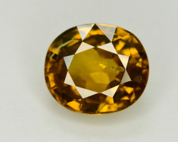 4.65 Ct Gorgeous Color Natural Yellow Zircon