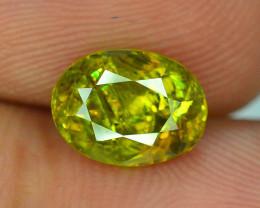 Rare 2.61 ct Sphalerite Great Dispersion Spain