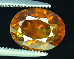 Rare 2.92 ct Sphalerite Great Dispersion Spain