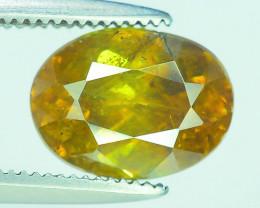 Rare 2.45 ct Sphalerite Great Dispersion Spain