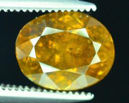 Rare 2.55 ct Sphalerite Great Dispersion Spain