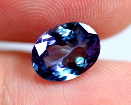 1.66cts TOP Colour Violet Blue D Block Tanzanite / JU331