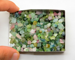 428 Ct Mix Rough Tourmaline From Afghanistan