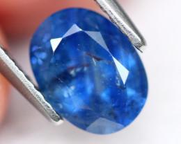 Sapphire 2.09Ct Natural Blue Sapphire B2208