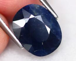 Sapphire 4.63Ct Natural Blue Sapphire B2211