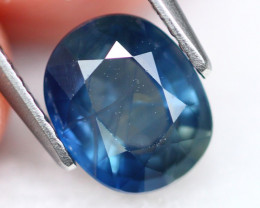 Sapphire 2.20Ct Natural Blue Sapphire  C2202