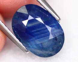 Sapphire 2.90Ct Natural Blue Sapphire  C2204