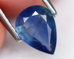 Sapphire 1.04Ct Natural Blue Sapphire  C2205