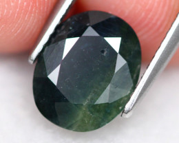 Sapphire 2.99Ct Natural Blue Sapphire  C2206