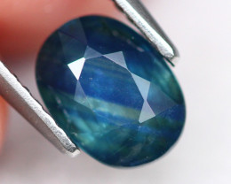 Sapphire 1.66Ct Natural Blue Sapphire  C2207