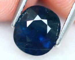 Sapphire 1.81Ct Natural Blue Sapphire  C2209