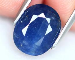 Sapphire 2.30Ct Natural Blue Sapphire  C2211