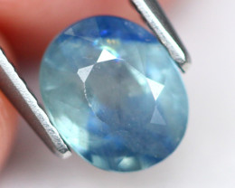 Sapphire 1.61Ct Natural Blue Sapphire  C2210