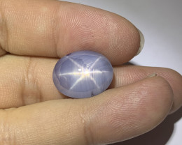 18.39ct Star Sapphire from Myanmar (Burma)