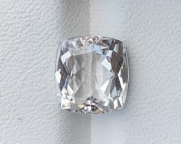 4.30 Ct Natural Transparent Aquamarine Gemstone