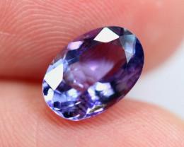 2.60cts Natural Violet Blue D Block Tanzanite / JU382