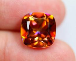 5.43cts Natural Golden Orange Colour Topaz / JU383