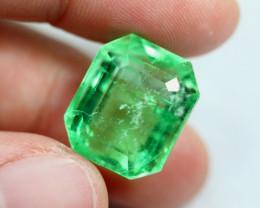 23.90cts Natural Green Colour Fluorite / JU410