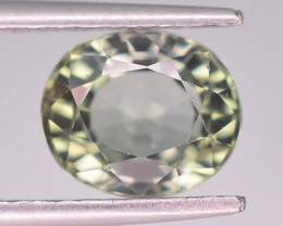 Top Color 1.95 ct Natural Green Light Color Tourmaline ~ T