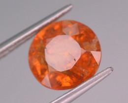 3.50 ct Natural Fanta Orange Color Spessartite Garnet AD