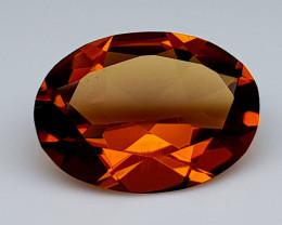 5Crt Madeira Citrine  Natural Gemstones JI33