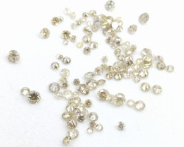 1.55ct  Diamond Parcel , 100% Natural Untreated