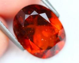Spessertite 5.95Ct Natural Orange Spessertite Garnet A2303