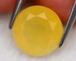 Fire Opal 2.05Ct Vibrant Yellow Mexican Fire Opal A2306